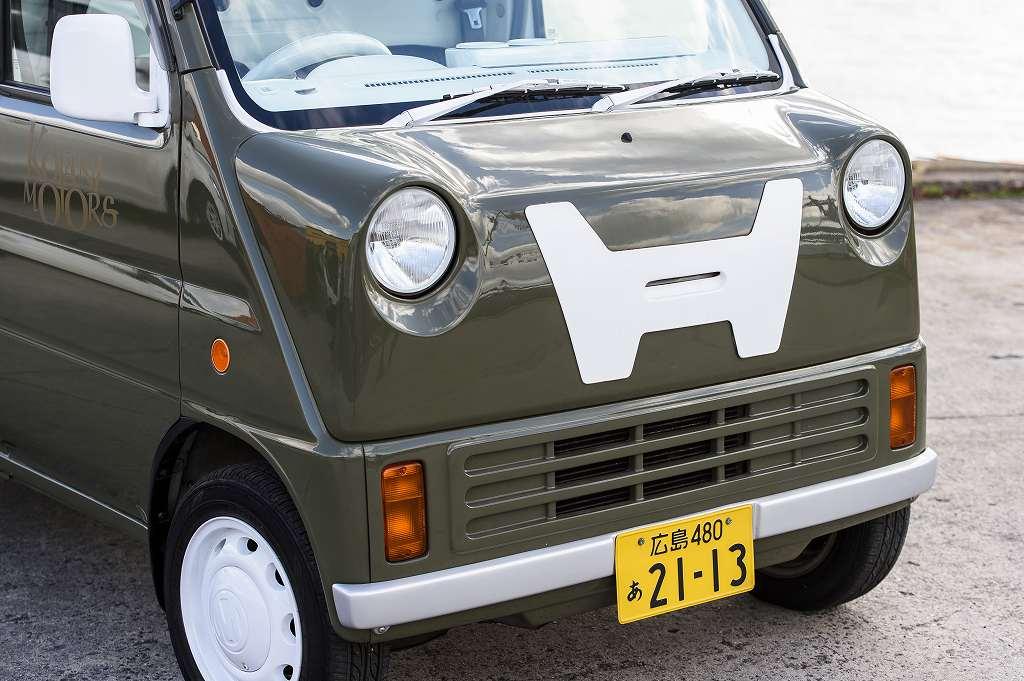 HONDA T360 LOOK 専用ヘッドライトキット・ウインカーアッセンブリキット